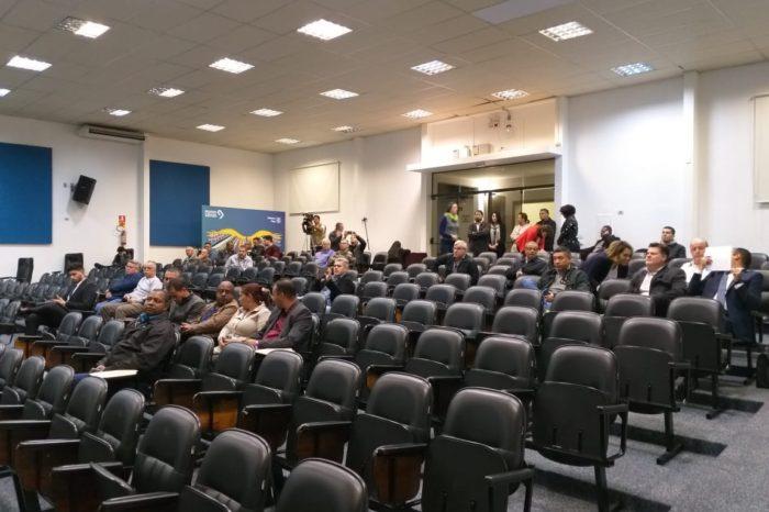 Para presidente do Sinttrol, audiência foi realizada apenas por formalidade