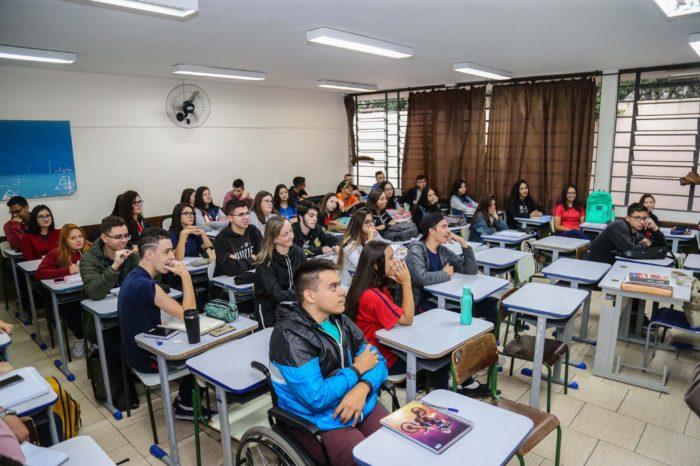Começou o período de matrícula escolar para o ano letivo de 2021 da Rede Estadual de Educação