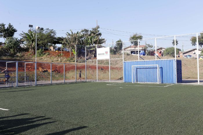 Primeira Arena Multiuso de Londrina é inaugurada no residencial Vista Bela