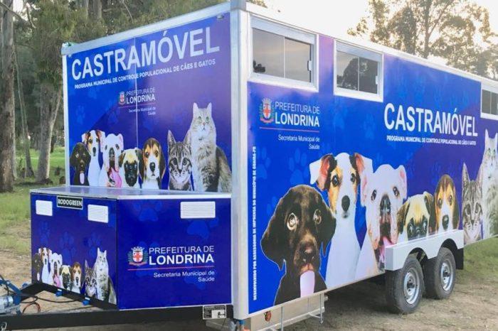 Propostas para operar Castramóvel devem ser entregues até o dia 16