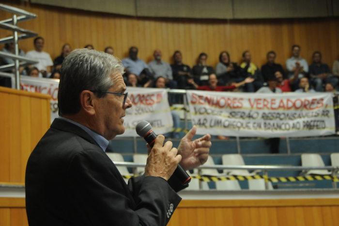 Câmara Municipal libera privatização da Sercomtel