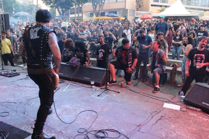 Sete bandas celebram o Dia Mundial do Rock em Londrina
