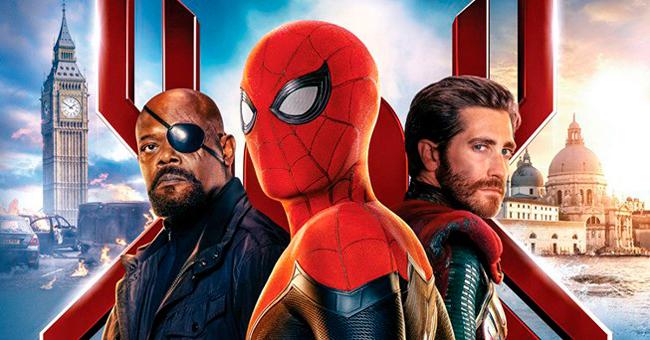 Homem-Aranha: Longe de Casa é destaque entre estreias nos cinemas ...