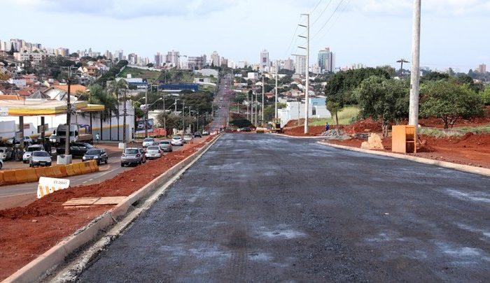Empresa pede nova prorrogação para entrega de duplicação de avenida