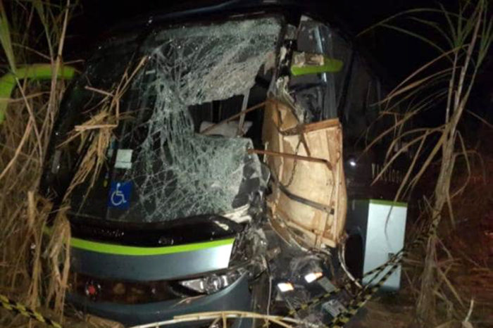Motorista da Garcia que seguia para Londrina morre em acidente na PR-170