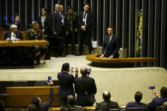 """""""Brasil precisa de quimioterapia para que não pereça"""", afirma Bolsonaro"""