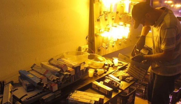 Detentos trabalham para Sercomtel Iluminação para reduzir pena