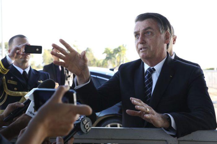 Bolsonaro diz que novo PGR deverá ser alinhado com o governo