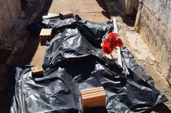 Morador de rua é suspeito de ter violado túmulos no Cemitério de Cambé