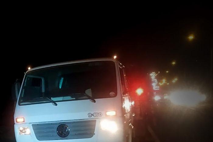 Motociclista fica gravemente ferido em acidente entre Ibiporã e Londrina