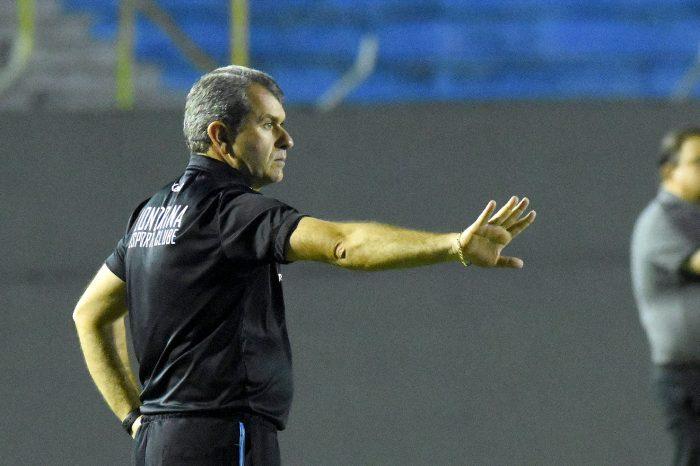 Fim da linha! Com aproveitamento pífio, Tencati é demitido do Londrina