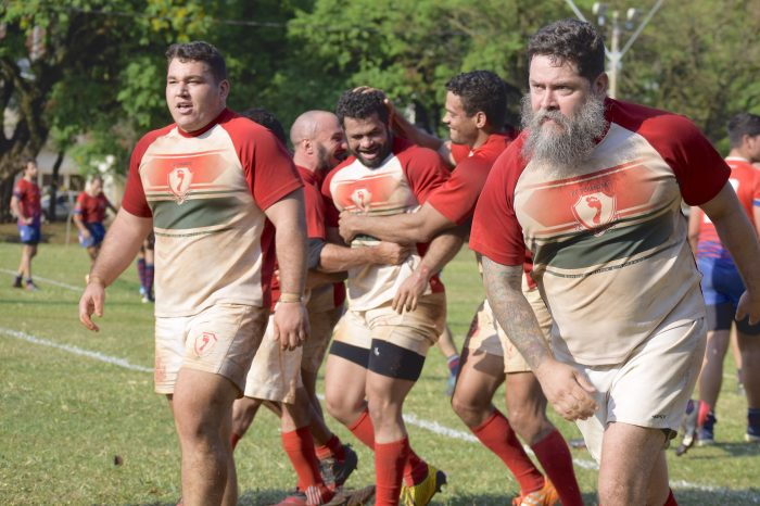 Pé Vermelho Rugby estreia em casa no Brasileiro com vitória