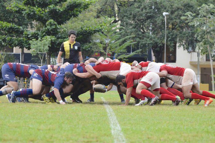 Pé Vermelho Rugby estreia em casa pelo Campeonato Brasileiro neste sábado (14)