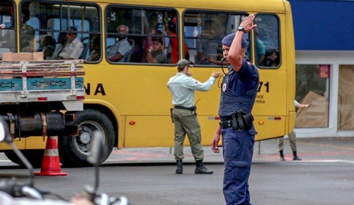Guardas municipais atuarão na fiscalização de trânsito a partir de outubro