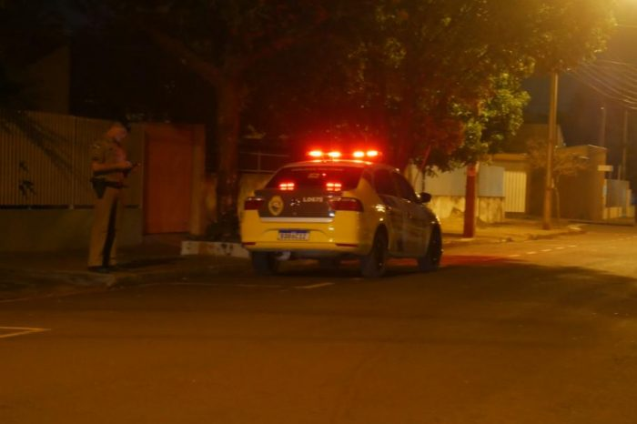 Homem é executado dentro de residência e esposa é baleada em Ibiporã