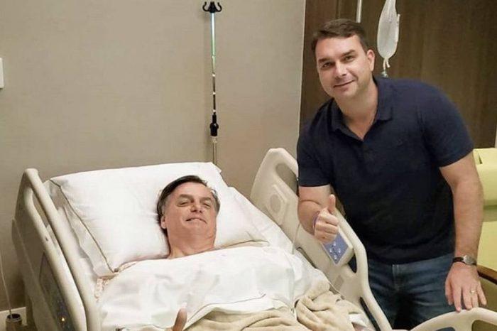 "Jair Bolsonaro comemora cirurgia bem-sucedida: ""logo estarei de volta ao campo"""