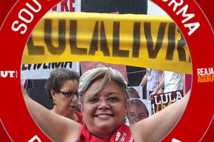 """Nova presidente do PT em Londrina atribui a """"golpe"""" enfraquecimento da legenda"""