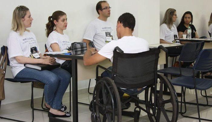 """""""Dia D"""" vai ter vagas de trabalho para pessoas com deficiência"""