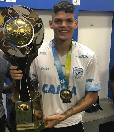 Londrina Atletismo é campeã brasileira sub-18