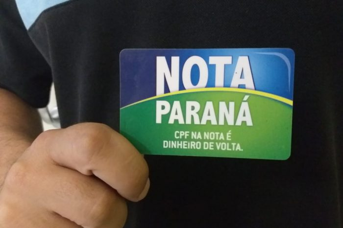 Nota Paraná vai distribuir R$ 5 milhões por mês a partir de 2020