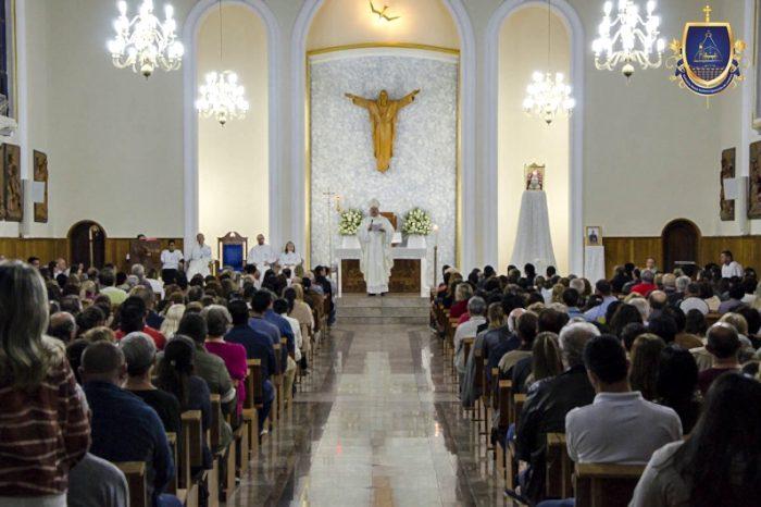 Santuário Nossa Senhora Aparecida divulga programação para festa da Padroeira
