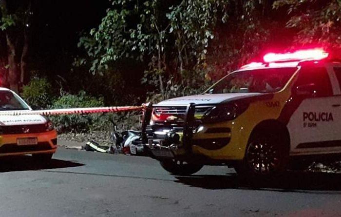 Homem morre e adolescente fica em estado grave após confronto em Ibiporã