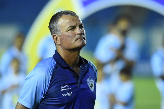 Com péssimo aproveitamento, Mazola Júnior não é mais técnico do Londrina