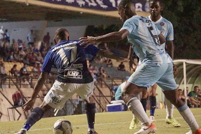Ouça os gols de mais um revés do LEC na segunda divisão nacional