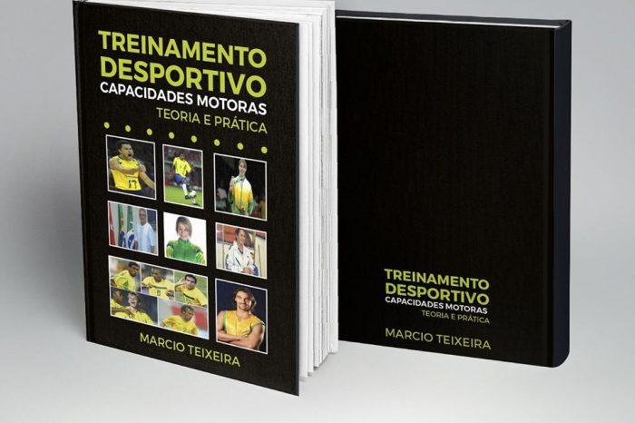 """Livro """"Treinamento Desportivo"""" será lançado em Londrina no dia 20 de dezembro"""