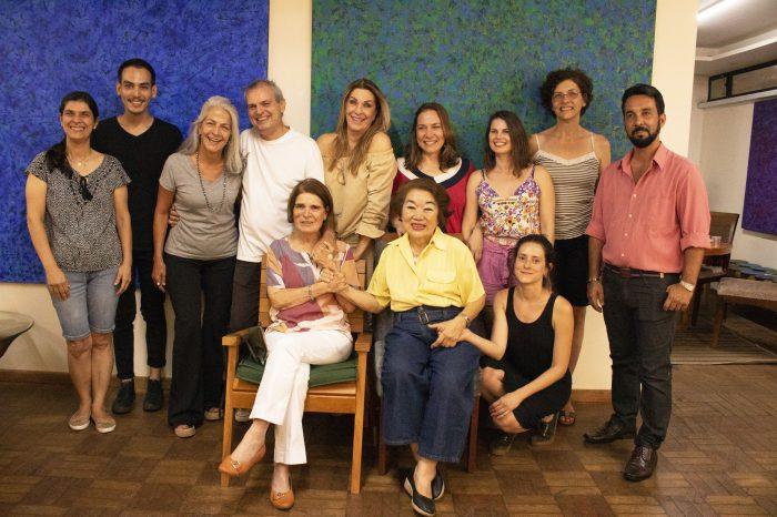 Exposição reúne artistas de várias gerações em Londrina