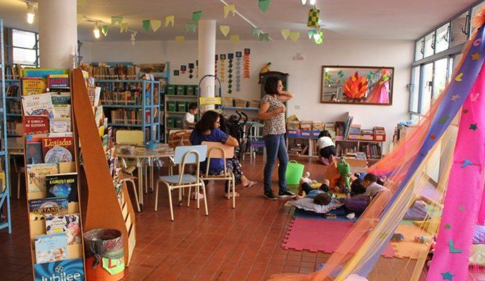 Biblioteca Infantil comemora 35 anos com atividades culturais