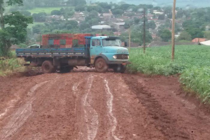 Secretário cobra apoio de produtores rurais para conservação das estradas