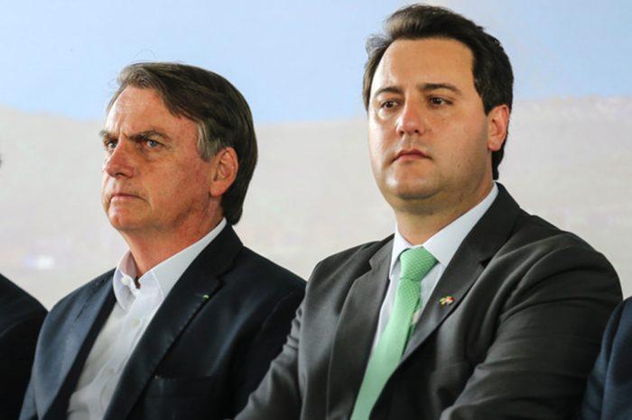 Exames do governador Ratinho Junior dão negativo para Covid-19