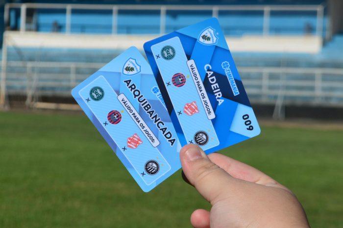 Sem benefício no valor do ingresso, LEC lança passaporte para jogos no Café