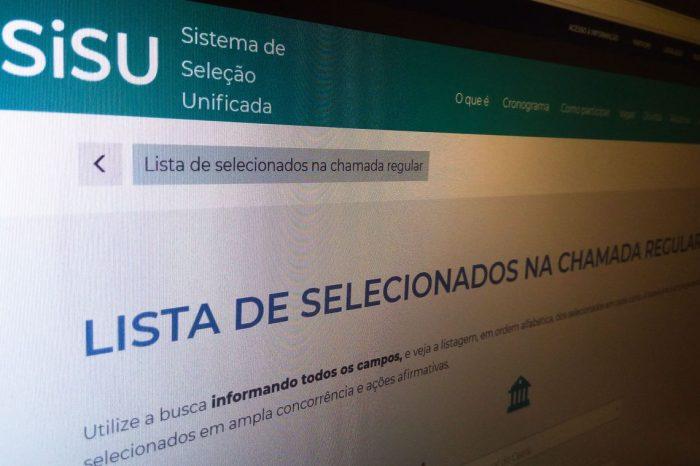MEC libera acesso ao resultado do Sisu e inscrições do Prouni