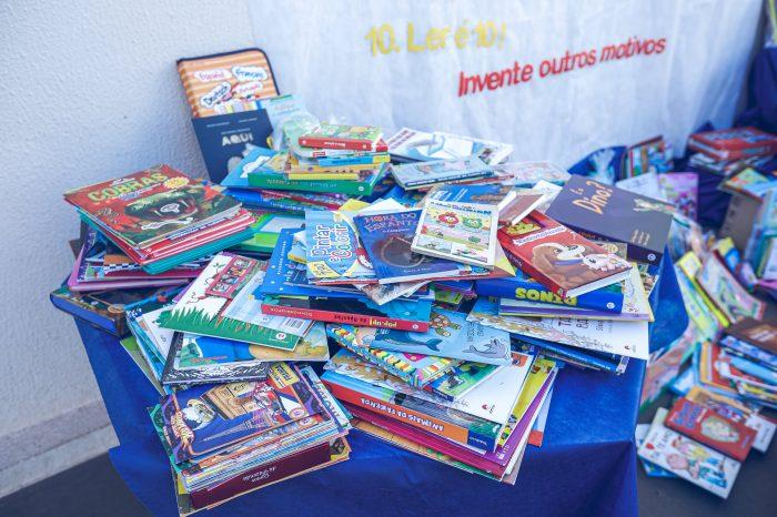 Unimed Londrina inicia sexta edição da Campanha de Doação de Livros