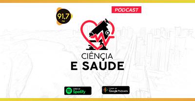 Saúde do bebê e os cuidados com a higiene bucal - Paiquerê Ciência e Saúde #045 I Podcast – Portal Paiquerê