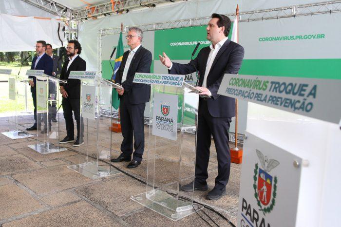 Governador anuncia pacote de R$ 1 bilhão para preservar os empregos