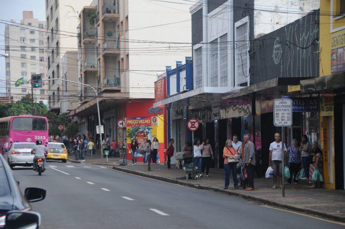 Horário do comércio em Londrina não sofre alterações para a semana