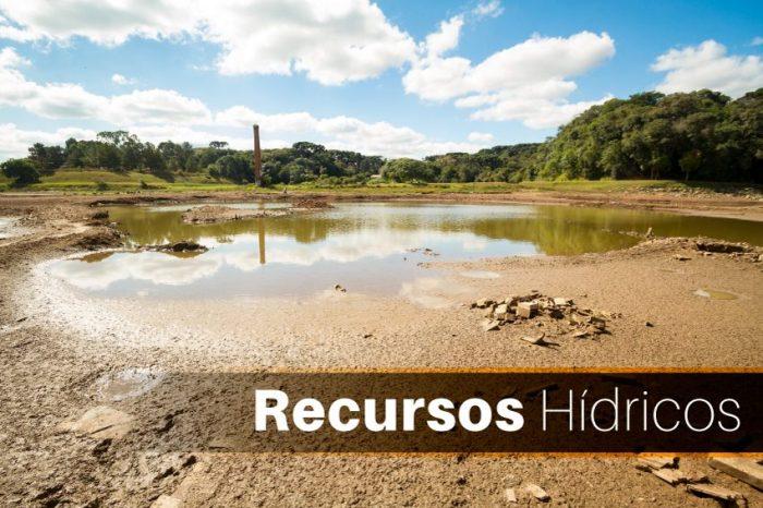 Simepar prevê normalização da crise hídrica no Paraná apenas no próximo verão