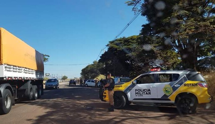 Policial é preso com 30 kg de drogas em Rolândia