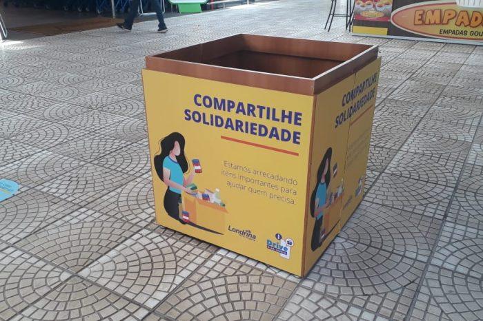 Shopping realiza campanha para ajudar moradores do Vista Bela