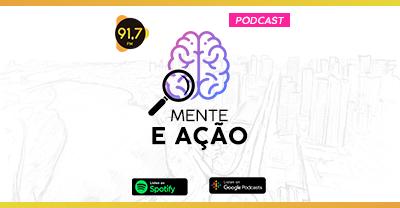 Violência na sociedade - Paiquerê Mente e Ação #045 | Podcast
