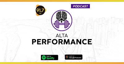 3 Chaves da motivação para sair do sedentarismo 02/03 - Paiquerê Alta Performance #035 | Podcast
