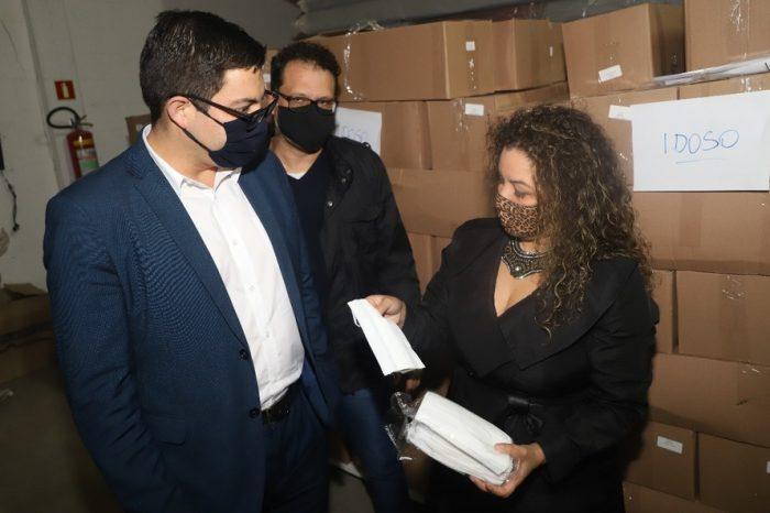 Governo destina um milhão de EPIs a 125 municípios