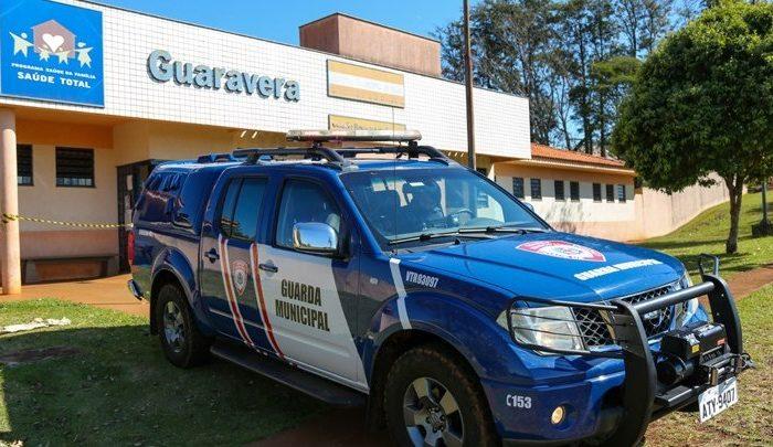 Guarda Municipal identifica e adverte suspeito de furar isolamento social
