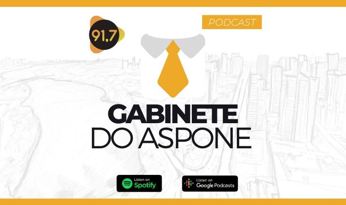 Gabinete do Aspone - Episódio 011 - Alexandre Kireeff