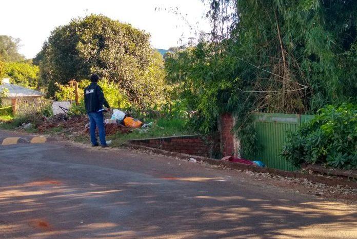 Homem é encontrado morto com marcas de tijoladas em Cambé