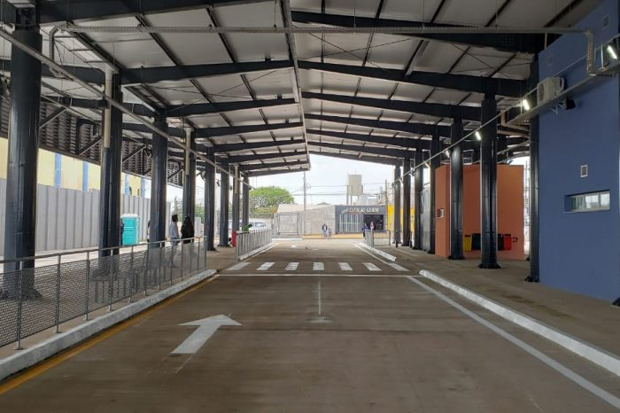 Terminal do Vivi Xavier inicia atividades na quarta-feira (19)