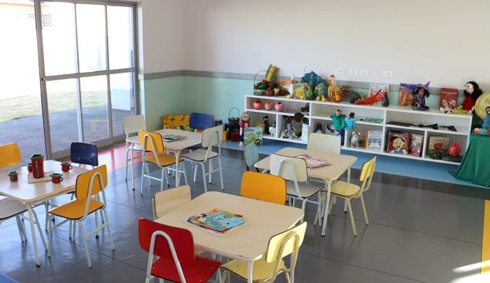 Londrina inaugura novo Centro Municipal de Educação Infantil